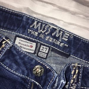 "Miss Me Jeans - Buckle ""Miss Me"" Jeans"
